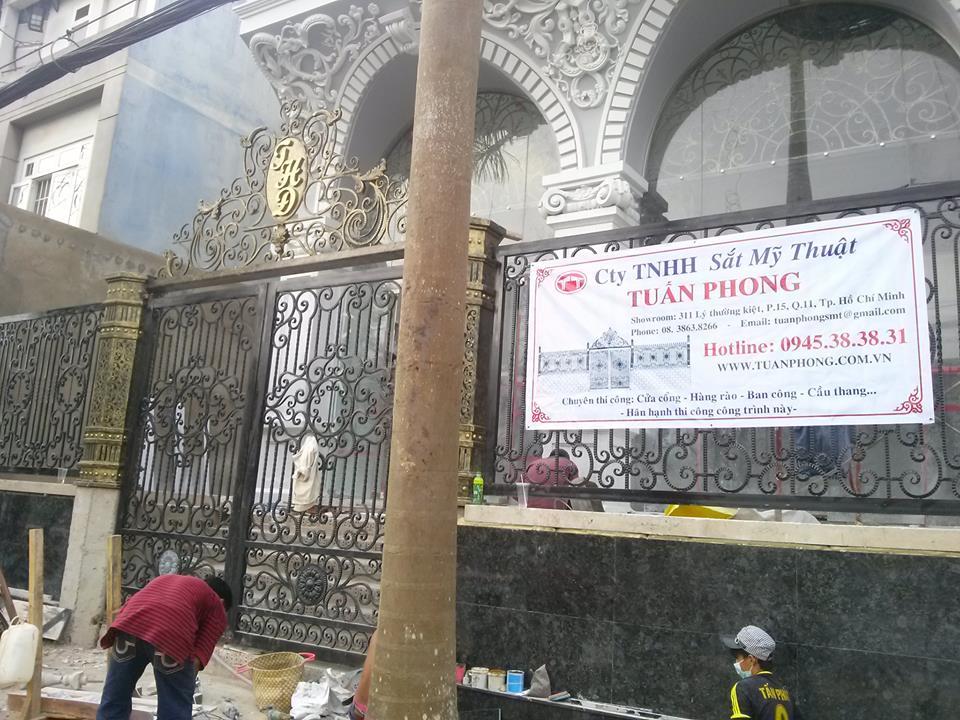 ad02 5127 - Biệt Thự Trần Hữu Đức - KDC Tên Lửa Bình Tân